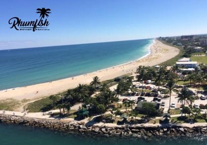Aerial View | Rhumcay Beach Resort