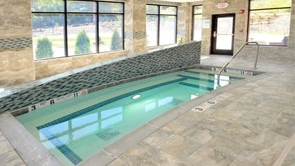 Pool | Holiday Inn Express & Suites Geneva Finger Lakes