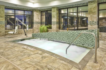Indoor Spa Tub | Holiday Inn Express & Suites Geneva Finger Lakes
