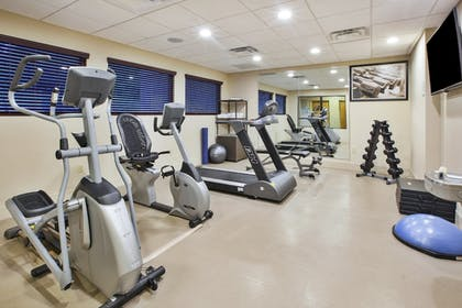 Fitness Facility | Holiday Inn Express & Suites Geneva Finger Lakes