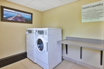 Laundry Room | Holiday Inn Express & Suites Geneva Finger Lakes