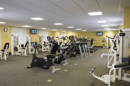 Fitness Facility | Holiday Inn Express & Suites Charlottesville - Ruckersville