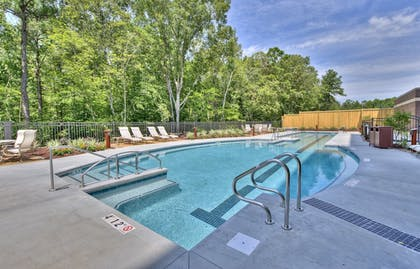 Outdoor Pool | Hyatt Place Durham Southpoint