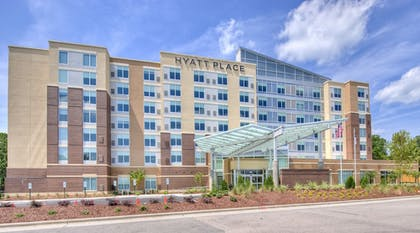 Hotel Front | Hyatt Place Durham Southpoint