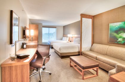 Guestroom | Hyatt Place Durham Southpoint