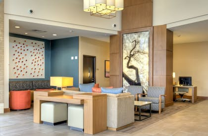 Lobby Sitting Area | Hyatt Place Durham Southpoint