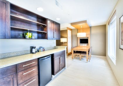 In-Room Kitchenette | Hyatt Place Durham Southpoint