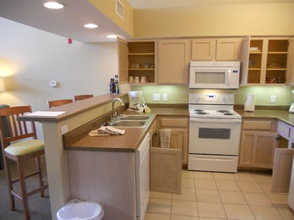 Private Kitchen   Carriage Place by Capital Vacations