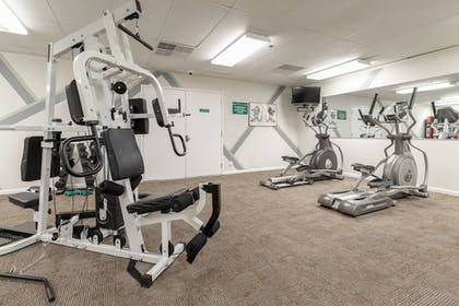 Fitness Facility   Carriage Place by Capital Vacations