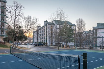 Tennis Court   Carriage Place by Capital Vacations