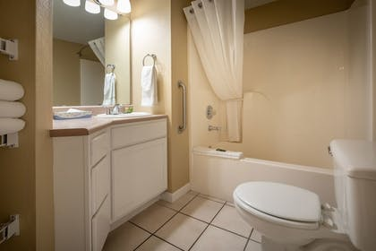 Bathroom   Carriage Place by Capital Vacations