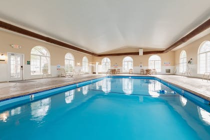 Indoor Pool   Carriage Place by Capital Vacations