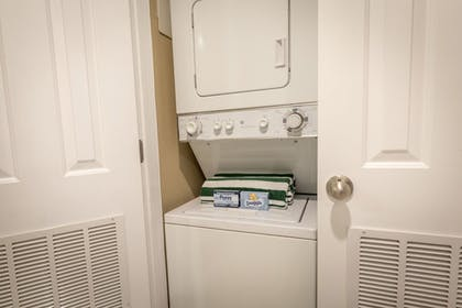 Laundry   Carriage Place by Capital Vacations