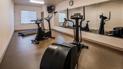 Fitness Facility | Best Western Fort Worth Inn & Suites