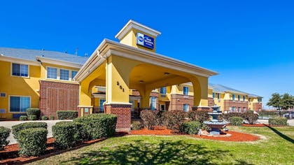 Featured Image | Best Western Fort Worth Inn & Suites