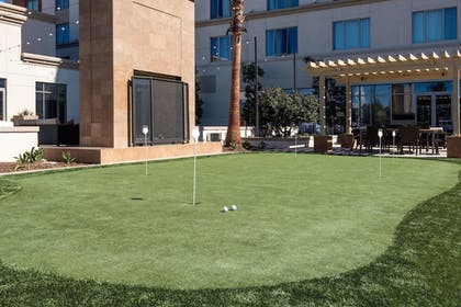 Sports Facility | Courtyard Irvine Spectrum