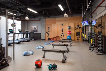 Fitness Facility | Courtyard Irvine Spectrum