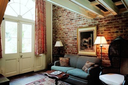 Petite maison 2 bedrooms at the olivier house hotel - Suites in new orleans with 2 bedrooms ...