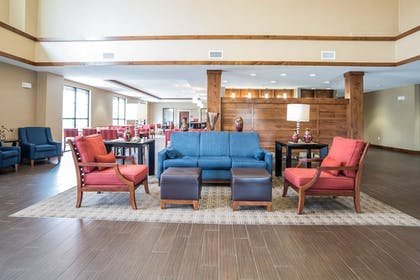 Lobby | Comfort Suites Moab near Arches National Park