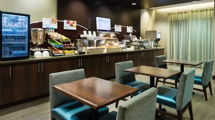Breakfast Area | Holiday Inn Express & Suites Midland South I-20