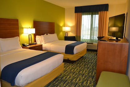Room | Holiday Inn Express & Suites Midland South I-20