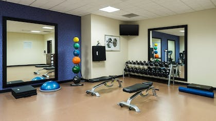Fitness Facility | Holiday Inn Express & Suites Midland South I-20