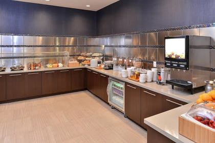 Restaurant | SpringHill Suites Raleigh Cary
