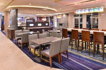 Lobby | SpringHill Suites Raleigh Cary