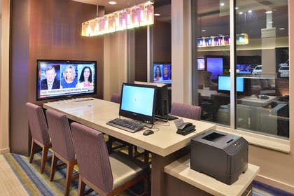Business Center | SpringHill Suites Raleigh Cary