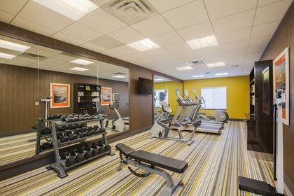 Fitness Facility   Holiday Inn Express & Suites Eureka