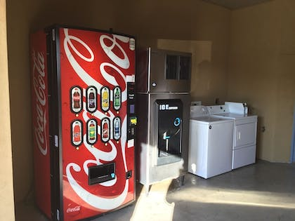 Vending Machine | Days Inn & Suites by Wyndham Houston North-Spring