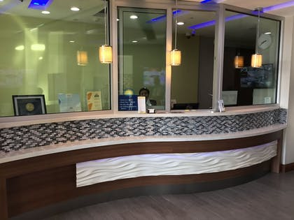 Reception | Days Inn & Suites by Wyndham Houston North-Spring