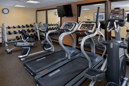 Fitness Facility   Holiday Inn Express & Suites Page
