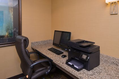 Business Center | Holiday Inn Express & Suites Pocatello