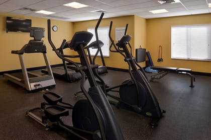Fitness Facility | Holiday Inn Express & Suites Pocatello