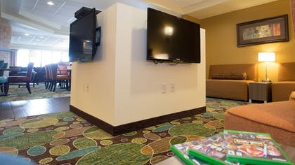 Game Room | Holiday Inn Express & Suites Pocatello