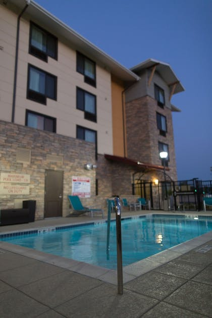 Pool | TownePlace Suites by Marriott Lancaster