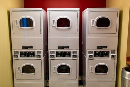 Laundry Room | TownePlace Suites by Marriott Lancaster