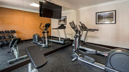 Fitness Facility | Best Western Brentwood