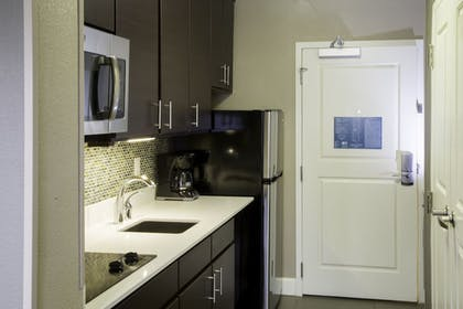 In-Room Kitchen | TownePlace Suites Oxford