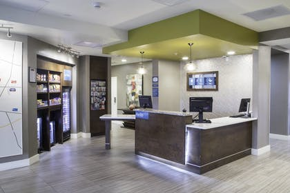 Lobby | TownePlace Suites Oxford