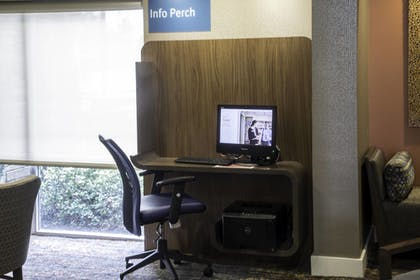 Business Center | TownePlace Suites Oxford