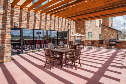 Terrace/Patio | TownePlace Suites by Marriott Cheyenne SW/Downtown Area