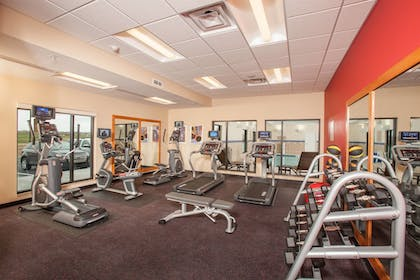 Sports Facility | TownePlace Suites by Marriott Cheyenne SW/Downtown Area