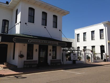 Hotel Front | Greenville Inn & Suites