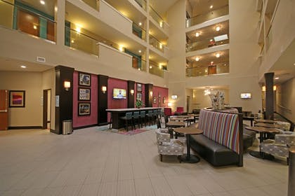 Hotel Interior | Holiday Inn Express & Suites Charlotte North