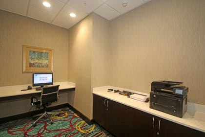 Business Center | Holiday Inn Express & Suites Charlotte North