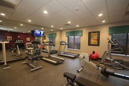 Fitness Facility | Holiday Inn Express & Suites Charlotte North