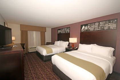 Guestroom | Holiday Inn Express & Suites Charlotte North