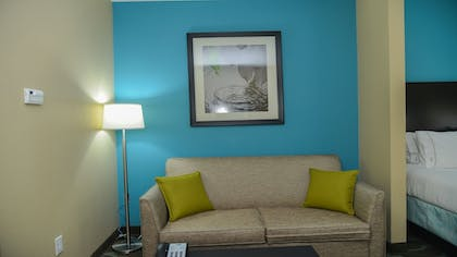 In-Room Amenity | Holiday Inn Express & Suites Cuero